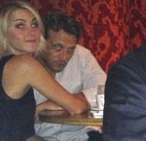 Is Oscar Winner Director Ari Sandel Julianne Hough's New Boyfriend