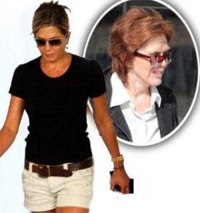 Nancy Dow-Jennifer Aniston's Mother