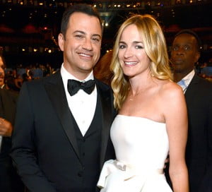 Molly McNearney is Jimmy Kimmel's Wife