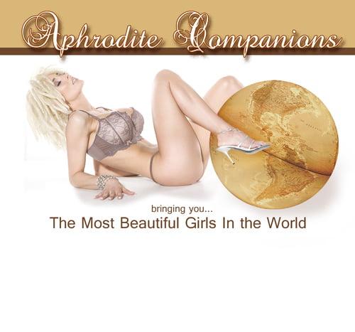 Melissa Lombardo- Madam at Aphrodite companions