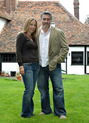 Alexandra Hollywood- Paul Hollywood's soon ex-wife after his affair with Marcela Valladolid