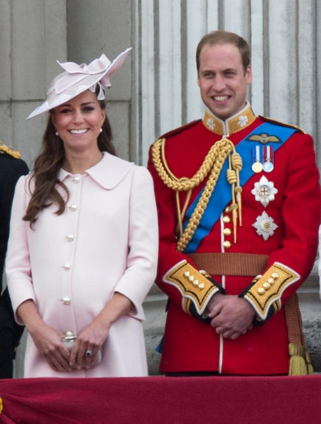 Britain's Royal Baby: Kate Middleton goes into labor today!