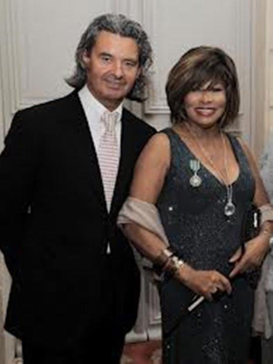 Erwin Bach Tina Turner's Husband (Bio, Wiki, Photos) Rolling Stones Tour 2018