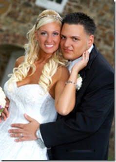toni ann wedding day