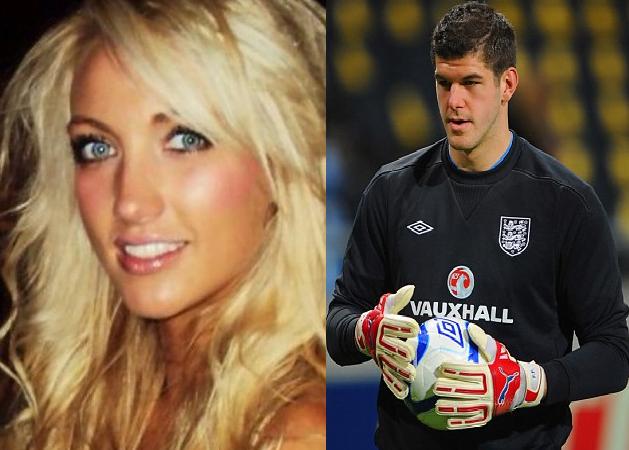The Apprentice Winner Leah Totton's ex-boyfriend is Celtic Goalkeeper Fraser Forster
