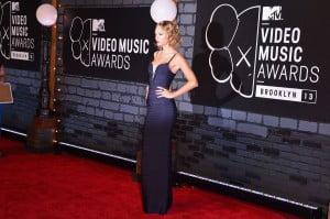 2013 Video Music Awards  tayloe swift