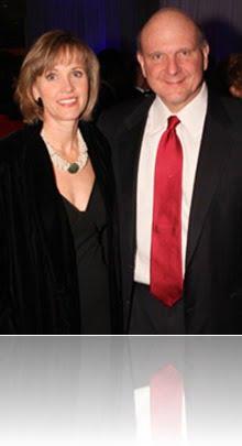 Connie Snyder Ballmer Microsoft Steve Ballmer wife picture