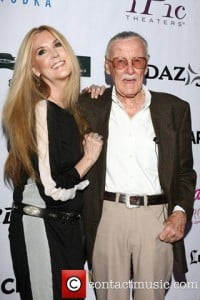 """Stan Lee' Daughter Joan Celia """"JC""""  Lee"""
