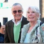 Joan Clayton Lee is Lee Stan Lee Wife
