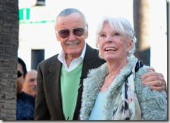 Joan Clayton Lee is Lee Stan Lee Wife