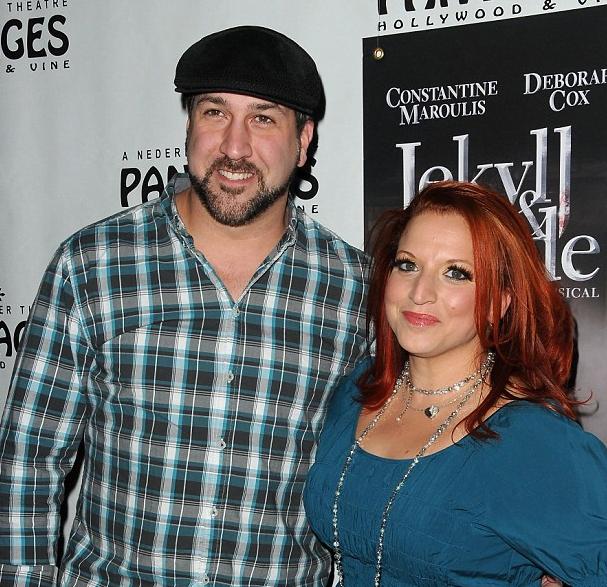 Kelly Baldwin- 'N Sync Joey Fatone's Soon to be Ex-wife