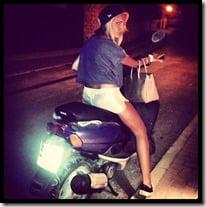 Lana Scolaro Robin thicke pictures