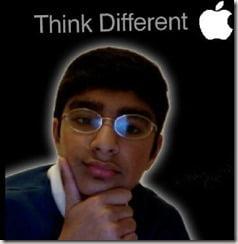 Param Sharma Apple