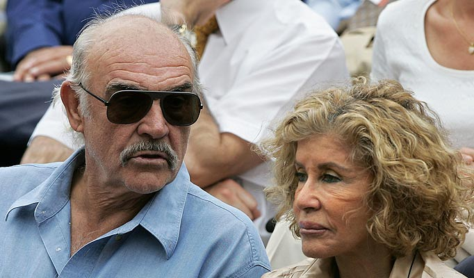micheline connery micheline roquebrune sir sean connery