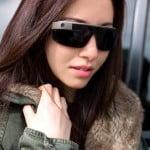 amanda rosenberg sergey brin google glasses pic