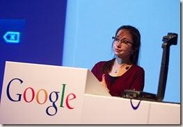 amanda rosenberg sergey brin google glasses product manager