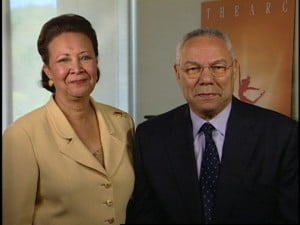 Alma Powell- Colin Powell's Wife