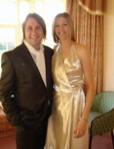 "Deborah ""Debbie"" Brookes- The Charlatans Drummer Jon Brookes' Wife"