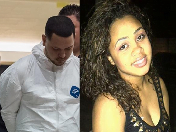 Diones Espinal-man who stabbed girlfriend to death in the Bronx
