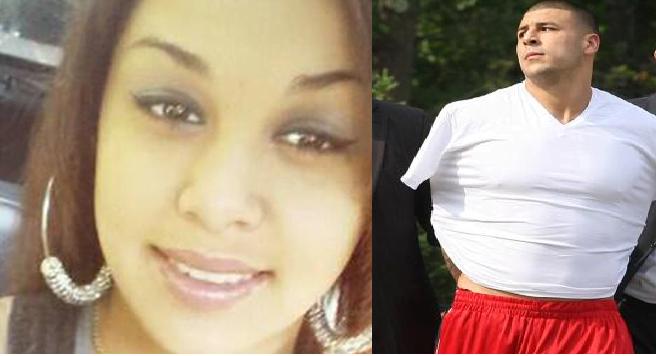 Jailene Diaz-Ramos-Girl associated with former New England Patriot Aaron Hernandez