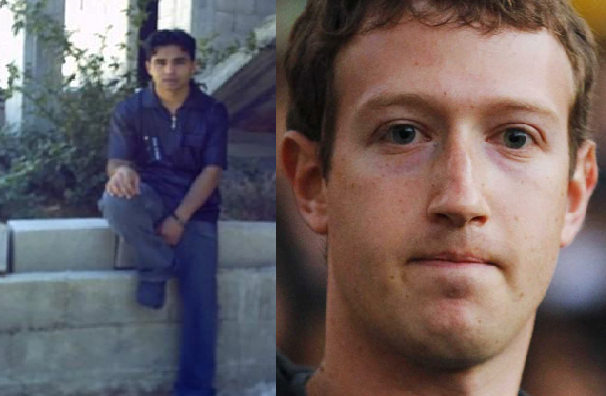 Khalil Shreateh- Palestinian Security Researcher who Hacked Facebook and Posted on Mark Zuckerberg's Wall