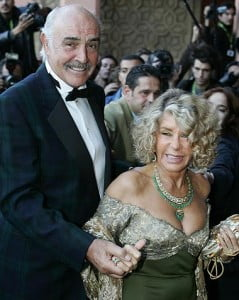 Micheline Connery (Micheline Roquebrune)- Sir Sean Connery's Wife