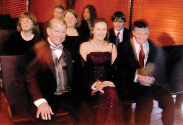 Brian Manning and Susan Fox Bradley Manning Parents