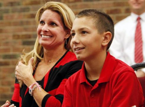 Affair with student shelley mather meyer is coach urban meyer s wife