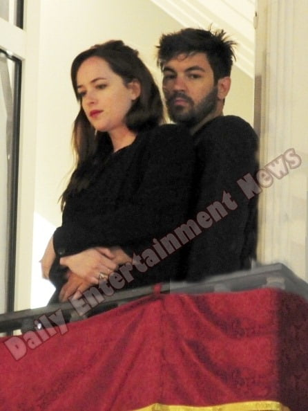 Jordan Masterson- Fifty Shades of Grey Actress Dakota Johnson's Boyfriend