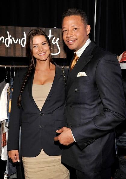 Michelle Ghent - Terrence Howard's Wife