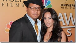 Michelle Ghent – Terrence Howard's Wife