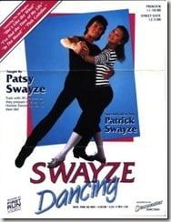 Patsy Swayze Swayze dancing