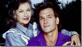 Patsy Swayzwe Patrick Swayze mother-photo