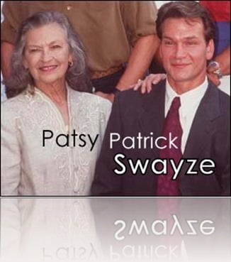 Patsy Swayzwe Patrick Swayze mother picture