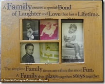 Swayze family album