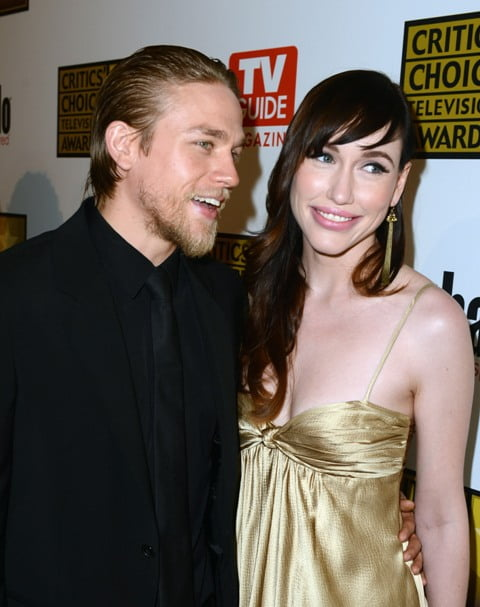Morgana mcneils fifty shades of grey actor charlie hunnam s