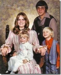 cobain family
