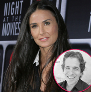 Demi Moore dating Hard Rock Cafe Billionaire-Peter Morton