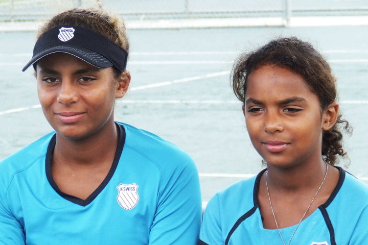 Tornado and Hurricane Black- The Next Serena and Venus Williams (bio wiki)
