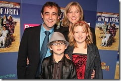 michael le vell-family