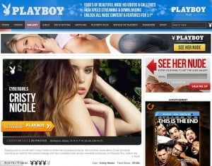 Cristy Nicole Deweese Playboy cybergirl