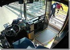 Darnell Barton Buffalo bus driver pic