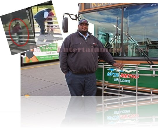 Darnell Barton Buffalo bus driver picture