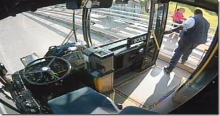Darnell Barton Buffalo bus driver pictures