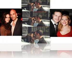Cheating Scandal!! Katharine McPhee cheating on hubby Nick Cokas with Married Director Michael Morris.