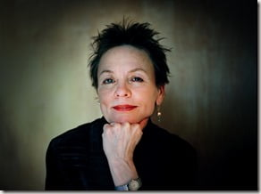 Laurie Anderson young