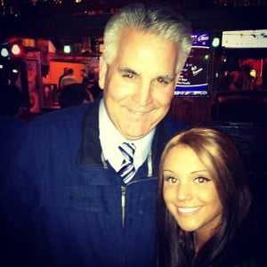 Maria Tiberi- Sports Anchor Dom Taberi's Daughter
