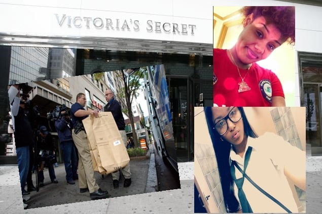Tiona Rodriguez- Victoria's Secret Thief With Dead Newborn in Shopping Bag
