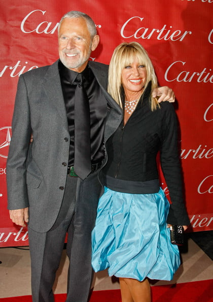 alan hamel suzanne somers pic