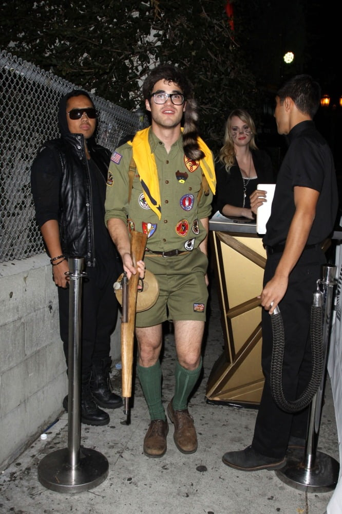 Best Celebrity Halloween Costumes In 2013
